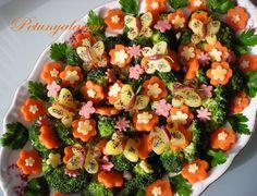 Farklı Salata Sunumları - Hanimefendi.com - Kadın sitesi