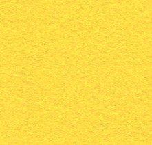 Yellow - Merino Wool Felt