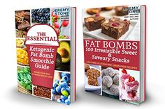 Low Carb: The Ultimate Ketogenic Fat Bombs Collection Includes - The Essential…