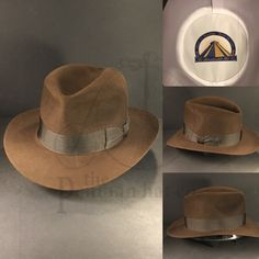 34329677d3e Just finished this  indianajones  indy4  kindomofthecrystalskull   adventurebilthats from the  adventurebiltlegacy collection  OnlyPenman   penmanhats
