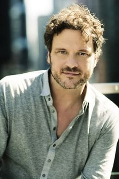 Colin Firth- will always be Mr Darcy!