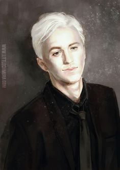 Draco Malfoy from The 10 Most Crush-Worthy Villains in Literature series