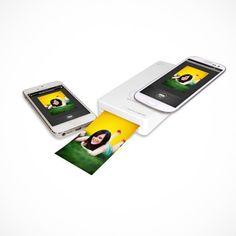 Photo Cube Mini WiFi Pocket Photo Printer - $133