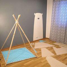 Baby Room Diy, Baby Boy Rooms, Baby Room Decor, Diy Baby, Teepee Play Tent, Diy Teepee, Kids Tents, Teepee Kids, Teepees