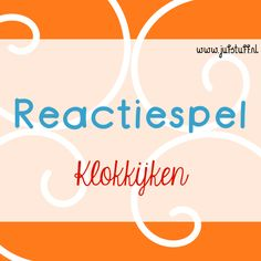 Juf-Stuff: Reactiespel klokkijken (analoog en digitaal) Teaching Time, Teaching Math, Maths, Experiment, Social Media Apps, Teacher Tools, Math Classroom, Science For Kids, Primary School