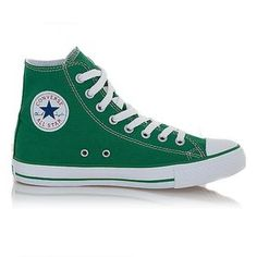 Converse All Star verte