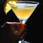 Quick and Easy lemon drop martini oprah special-diet