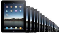 Ventas del iPad 3 se disparan un 700% tras anunciarse la llegada del iPad 4.