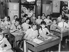 Image result for schools in the 1960s uk