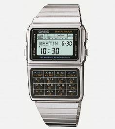 CASIO - Casio Databank Watch
