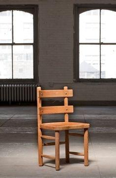 Axel Einar Hjorth, Chair (1929)