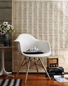 Eames-tuoli?
