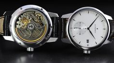 The Zeitwinkel - front and back a perfect dream. Watches, Accessories, Clocks, Clock, Ornament