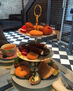 Girly Weekend with my BFF | Neighbourhood Afternoon Tea I Love Food, Places To Eat, Afternoon Tea, Manchester, Bff, The Neighbourhood, Girly, The Neighborhood, Girly Girl