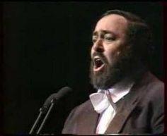"""Pavarotti -  """" vesti la giubba """""""