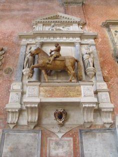 Francesco Terilli da Feltre, Monument funéraire de Pompeo Giustiniani - Basilique des Saints Jean et Paul (Zanipolo), Venise