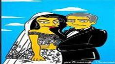 جورج كلوني وأمل علم الدين يتحولان إلى شخصيتين كرتونيتين  http://mashaheer.d1g.com/main/show/5569573