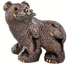 Grizzly bear, De Rosa Rinconada Figurines