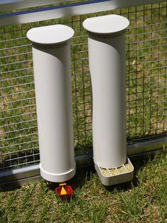 chicken feeders and waterers homemade | or 0410 375 686 or click here for more contact details