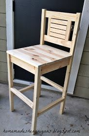 office furniture – My WordPress Website Diy Bar Stools, Rustic Bar Stools, Diy Stool, Bar Chairs, Pub Stools, Dovetail Furniture, Wood Furniture, Furniture Design, Turquoise Bar Stools