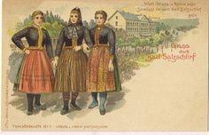 Salzschlirfer Tracht 1899