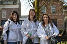 Wijkexcursie voor een schonere en groenere vogelenbuurt in Utrecht