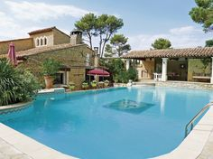 Visitors will appreciate the many sitting-out terraces overlooking the pool and well-kept gardens.