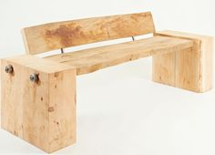 Rustic cedar and oak bench. £1280.99  http://www.worldstores.co.uk/p/Fat_Leaf_Century_Bench_with_Back.htm