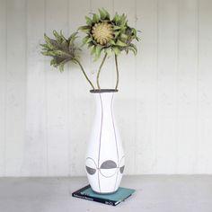 Half Moon Vase   dotandbo.com