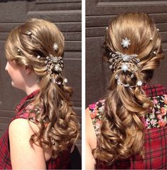 Golden Curl Spray Quinceanera Hairstyles Cool Style Curls Hair Celebration
