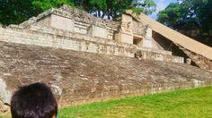 Las Ruinas de Copan, Honduras.