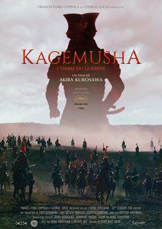 Critique de Kagemusha de Akira Kurosawa (1980) qui ressort en salles en version longue restaurée dès le 28 octobre 2015 via Splendor Films