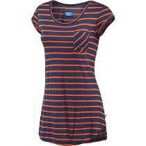 Adidas Remera Originals Fashion Striped Mujer