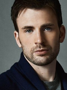 """""""Why did he have to go back to brown? Does he want to kill me?!"""" Cap, you gotta lose the beard. #chrisevans #captainamerica #wintersoldier"""