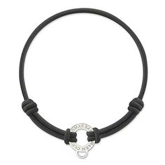 I have this Thomas Sabo Charm Club bracelet. It's adjustable so it fits my tiny wrist. :)