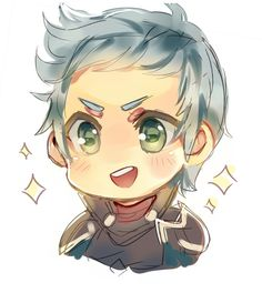 Silas - Cyrus -  Fire Emblem fates - Conquest- Birthright -  Revelation