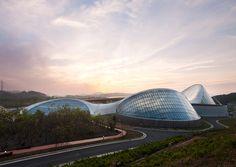 Ecorium en Corea, por arquitectos S.A.M.O.O.