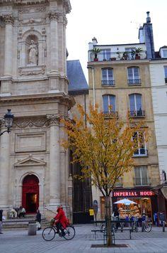 Paris and Beyond: Église Saint-Paul-Saint-Louis