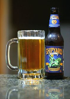 Pumpkinhead Ale  Shipyard Brewing Co. Pumpkin Ale