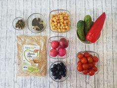 Tofu, Quinoa, Picnic, Vegetables, Salads, Picnics, Vegetable Recipes, Veggies