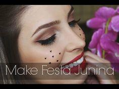 Maquiagem Festa Junina - Dicas de Maquiagem