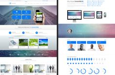 Convertible HTML5 Template