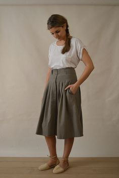 Isabella Skirt by nativen - $98.00