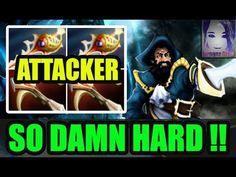 Megacreep Trying SO HARD - Attacker Kunkka [Dota 2] Patch 7.06e