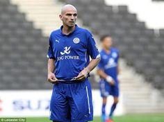 Esteban Cambiasso of Leicester City