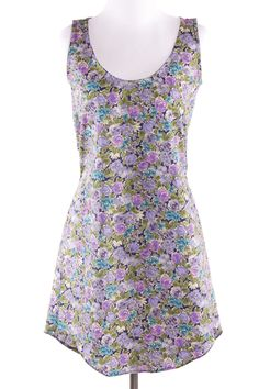 The Tank Dress by Sew Caroline | Indiesew.com