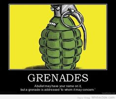 Grenades :D