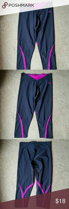 Adidas yoga pant. Pre loved but in excellent condition Yoga/ Sports pants. Climate! Adidas Pants Track Pants & Joggers
