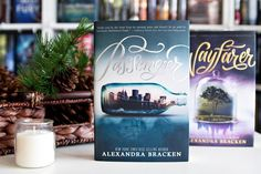 Time Travel Books. #janbookstagram --- I've had the pleasure of reading quite a few time travel books lately and Passenger & Wayfarer by Alexandra Bracken are two of my favorites! I finished Wayfarer just last week and it was SO good.  --- What are some of your most favorite time travel books?? I need suggestions to add to my list!  --- #bookphotochallenge #alexandrabracken #passenger #wayfarer #timetravel #bookstagram #bookstagrammer #bookstagramfeature #yabooks
