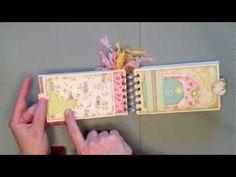 Crate Paper Pretty Party Coin Envelope Mini Album